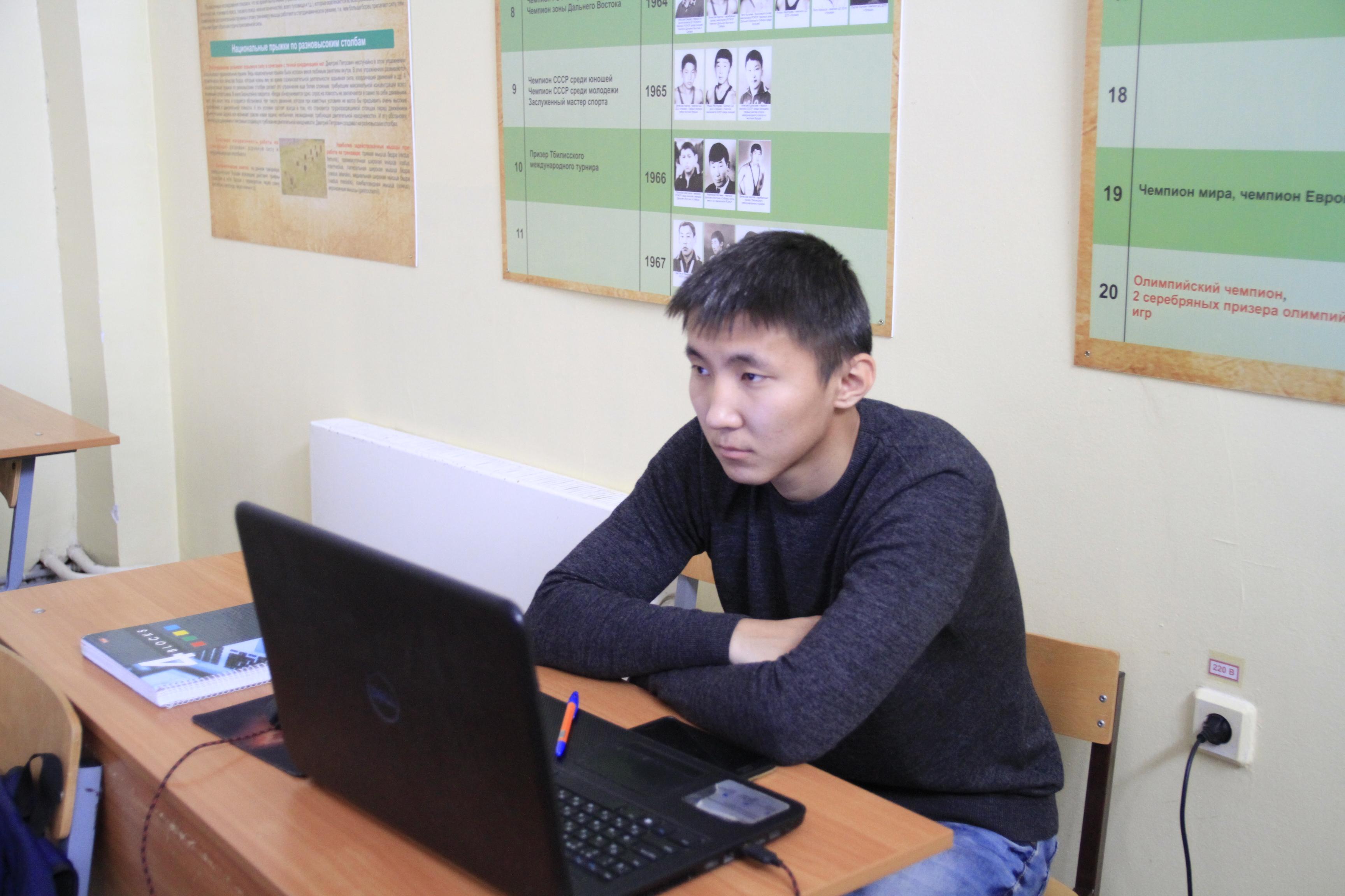1 место- Николаев Ю.Н., студент 4-го курса направления «Физическая культура» ОФО, научн.рук. Логинов В.Н